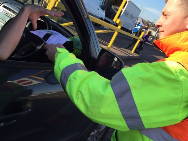 Traffic Management Staff
