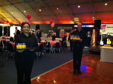 Plate Waiters